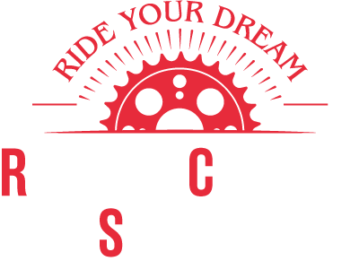 Logo ruffaut cycling system blanc