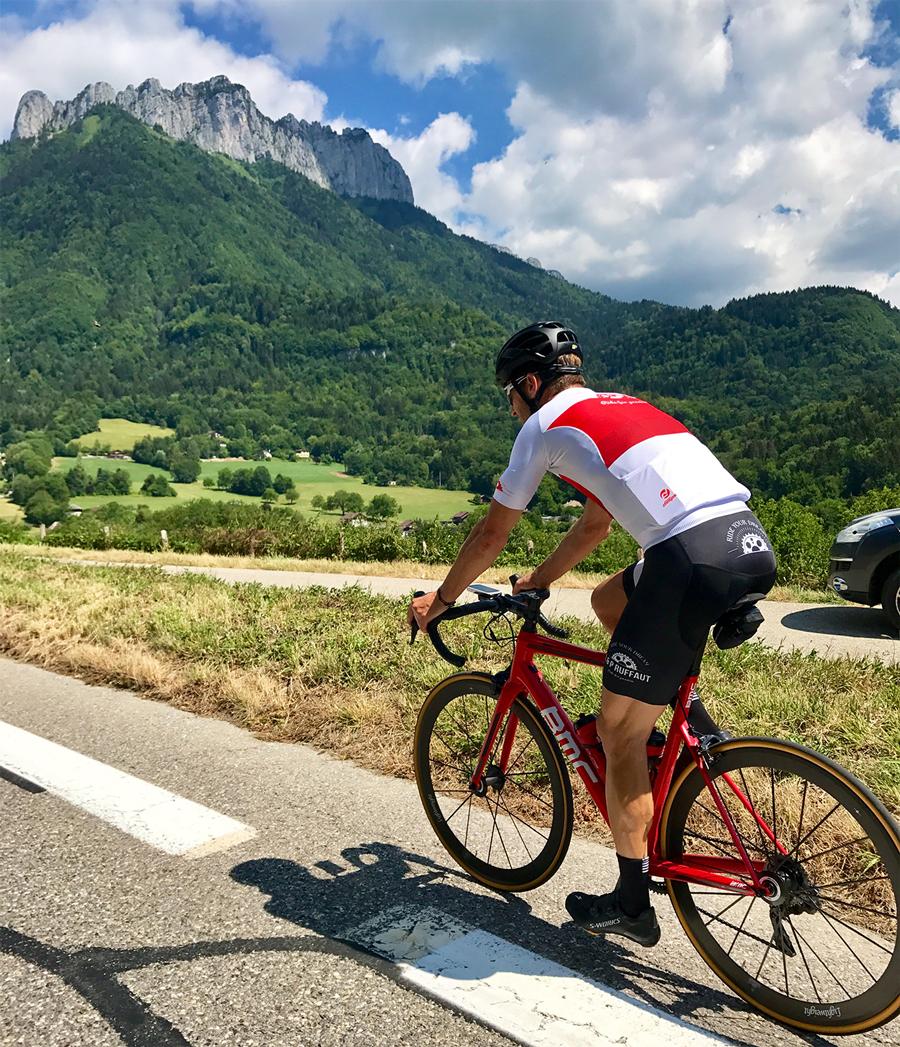 Test de puissance cyclisme suisse