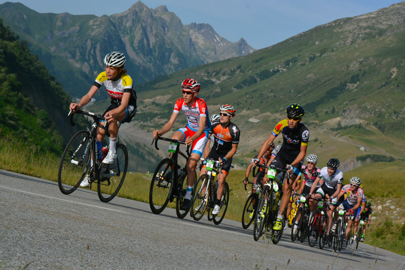 Cyclosportive Marmotte Alpes