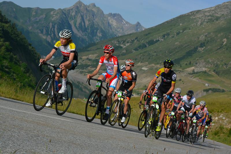 Cyclosportive Marmotte Alpes
