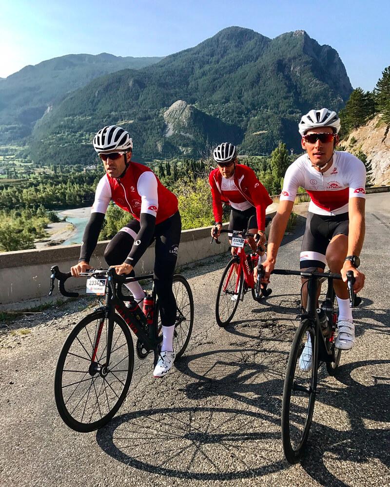 Encadrement et assistance cyclosportove