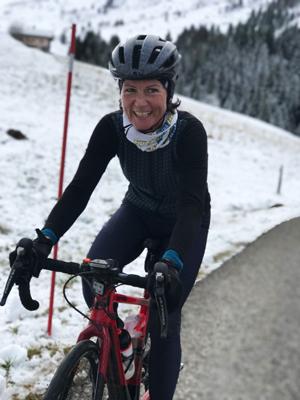 Témoignage Magali cyclosportive