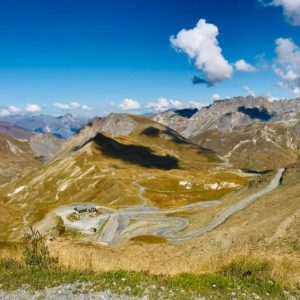 Stage cyclosportif dans les Alpes