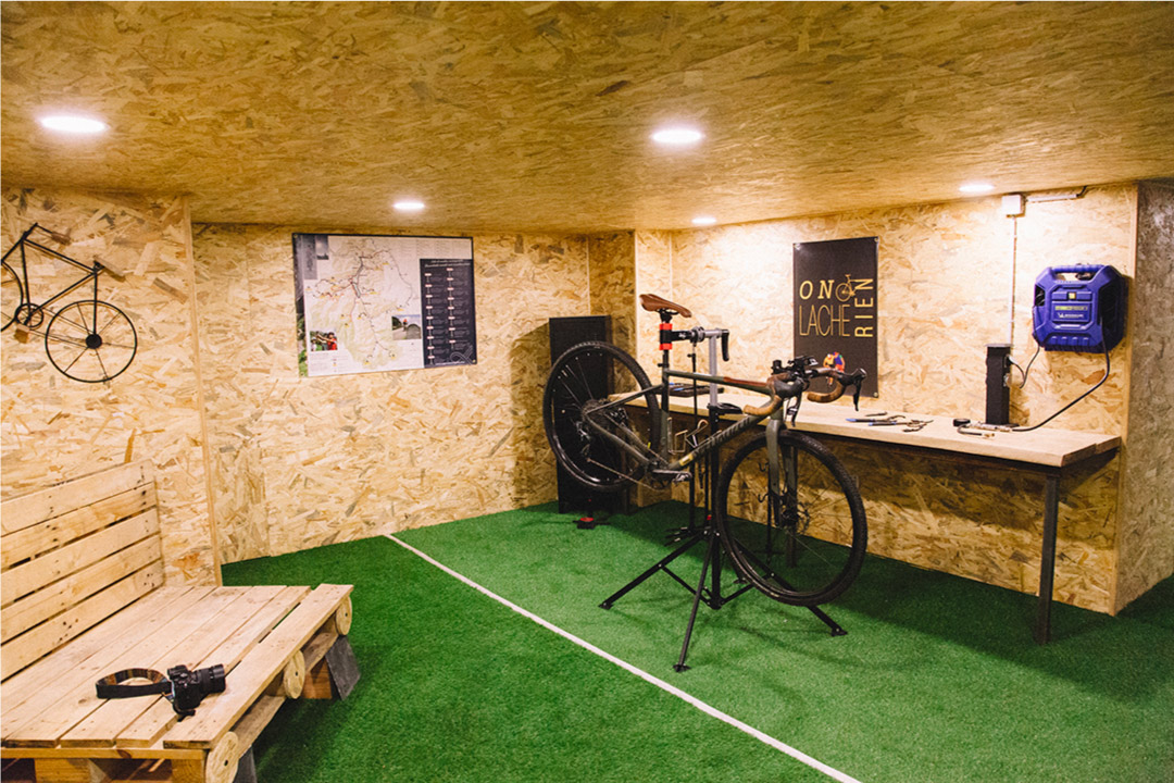 Atelier vélo stage cycliste Pyrénées