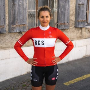 Veste Castelli Thermal LS W x RCS